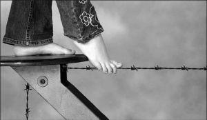 barbwire-high-wire