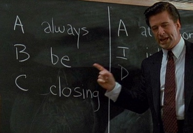 Always Be Curious (with apologies to Glengarry GlenRoss)